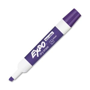 EXPO LOW ODOR PURPLE DRY ERASE