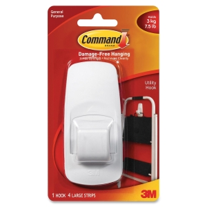 COMMAND ADHESIVE REUSABLE JUMBO