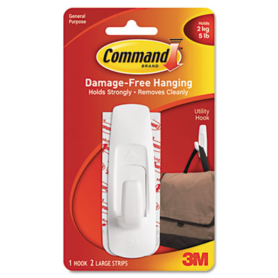 COMMAND ADHESIVE REUSABLE LARGE