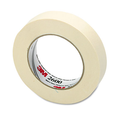 3M MASKING TAPE 1IN X 60YDS