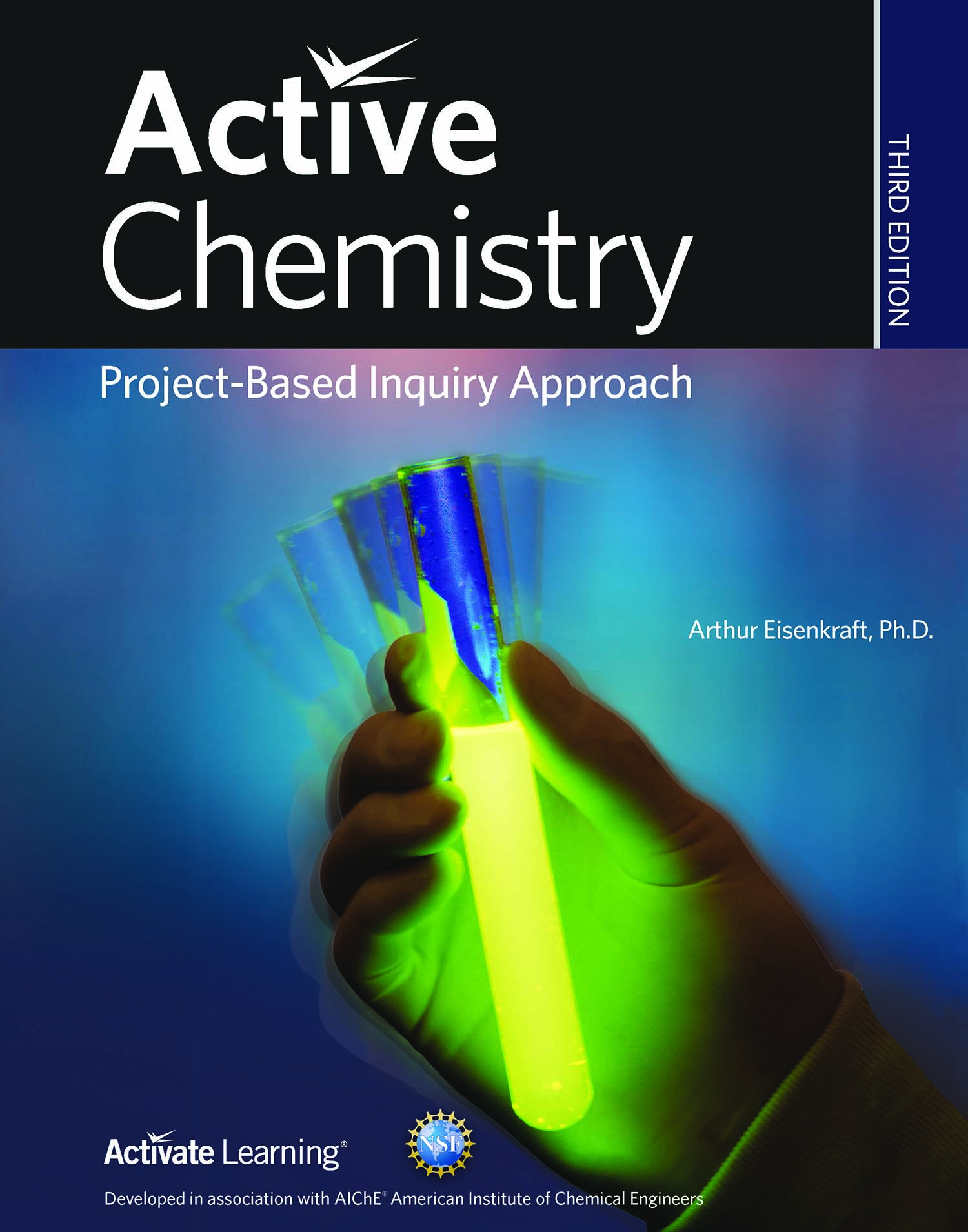 Active Chemistry 2nd edition Student Edition online ebook (1-year subscription)