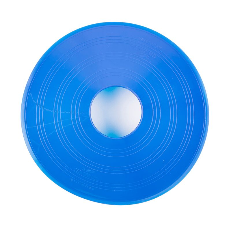 SAUCER FIELD CONE 7IN BLUE VINYL
