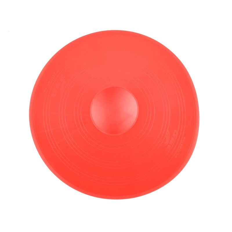 SAUCER FIELD CONE 7IN  RED VINYL