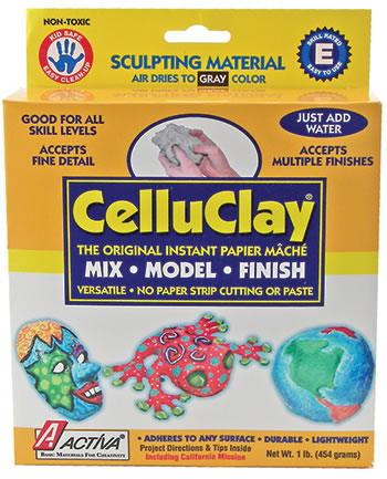 CELLUCLAY 1 LB