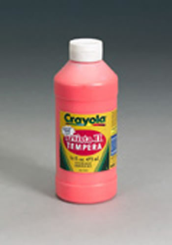 ARTISTA II TEMPERA 16 OZ YELLOW