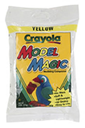 MODEL MAGIC 4 OZ YELLOW