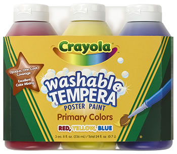 ARTISTA II TEMPERA 3 - 8OZ PRIMARY