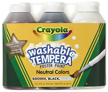 ARTISTA II TEMPERA 3 - 8OZ NEUTRAL