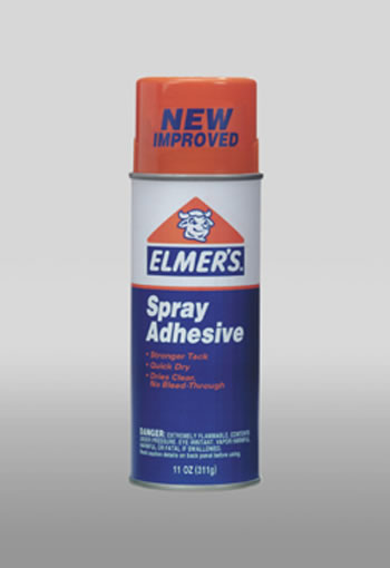 SPRAY ADHESIVE 11 OZ CAN