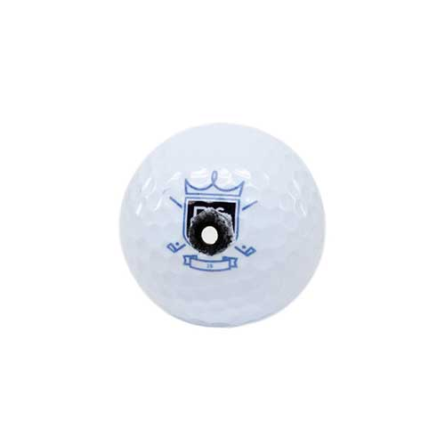 Golf Ball With Hole