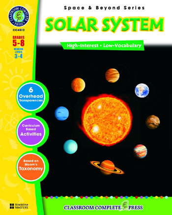 SPACE & BEYOND SERIES SOLAR SYSTEM