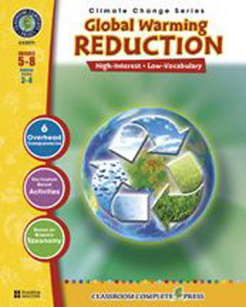 GLOBAL WARMING REDUCTION GR 5-8
