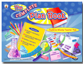 Plan & Record Books