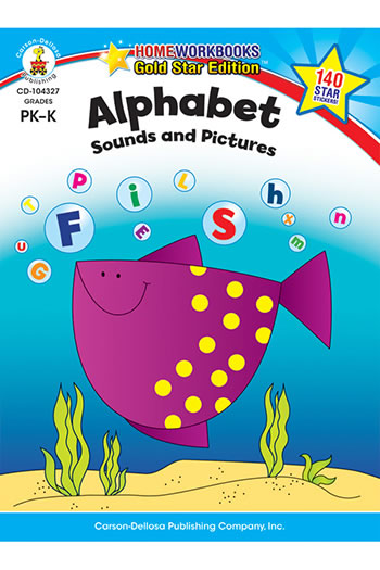 ALPHABET SOUNDS & PICTURES HOME