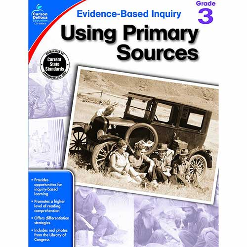 USING PRIMARY SOURCES GR 3