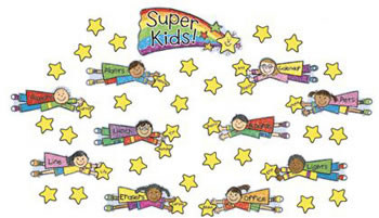 SUPER KIDS JOB ASSIGNMENT KID-DRAWN