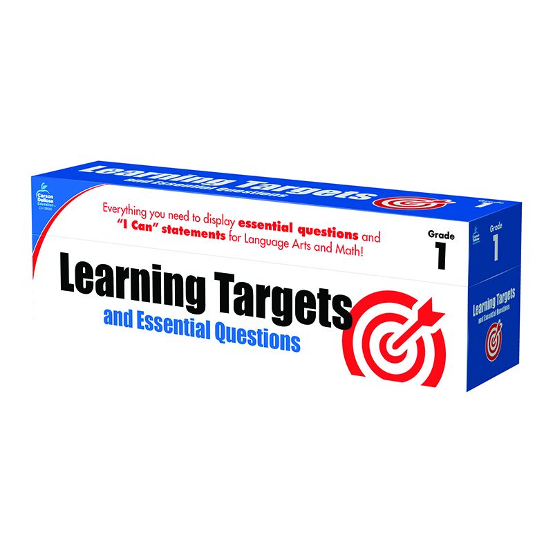 GR 1 LEARNING TARGETS & ESSENTIAL