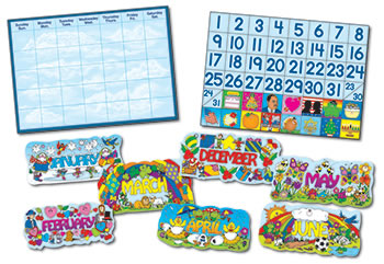 BB SET YEAR ROUND CALENDAR &