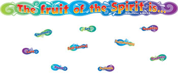 THE FRUIT OF THE SPIRIT MINI BB SET