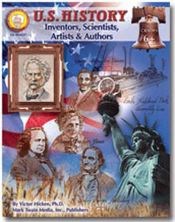 US HISTORY INVENTORS SCIENTISTS