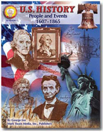 US HISTORY PEOPLE & EVENTS 1607-