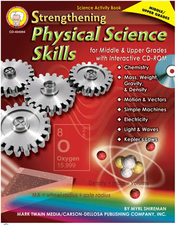 STRENGTHING PHYSICAL SCIENCE SKILLS