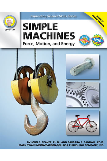 SIMPLE MACHINES FORCE MOTION &