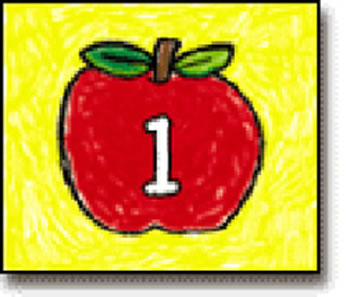 CALENDAR COVER-UPS APPLES 36/PK