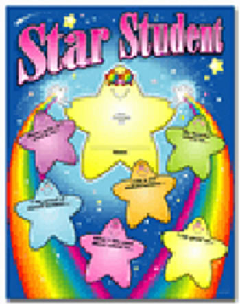 CHART STAR STUDENT