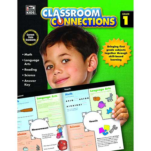 CLASSROOM CONNECTIONS GR 1