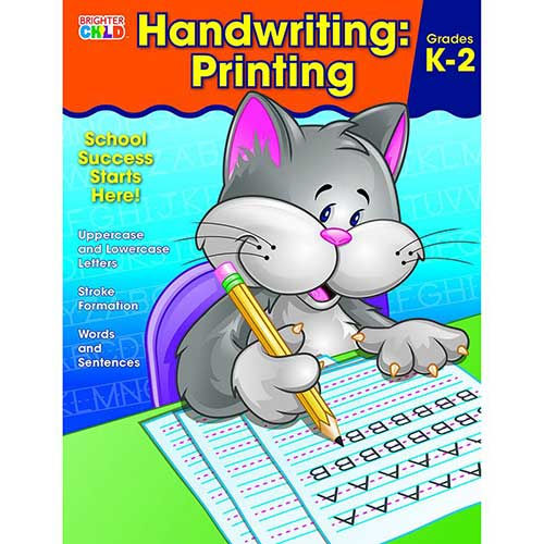 HANDWRITING PRINTING GR PK AND UP