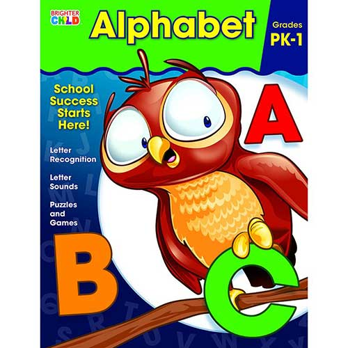 ALPHABET GR PK AND UP
