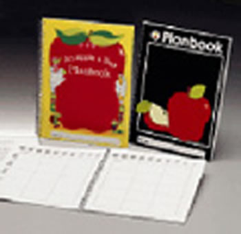 SCHOOL DAYS PLANBOOK SPIRAL BOUND