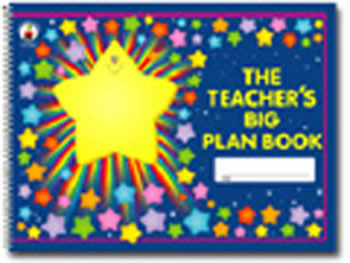 THE TEACHERS BIG PLAN BOOK