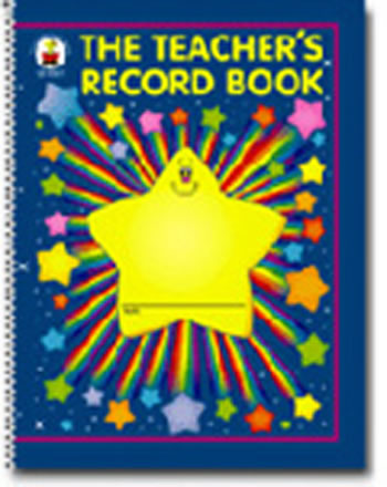 THE TEACHERS RECORD BOOK GR K-5