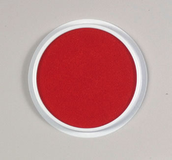 JUMBO CIRCULAR WASHABLE RED PAD