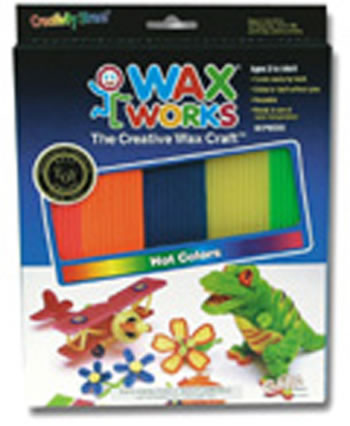 WAX WORKS HOT HUES
