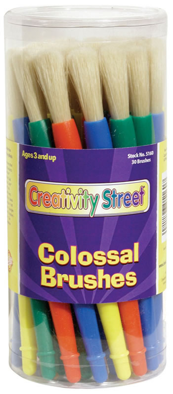 COLOSSAL BRUSHES