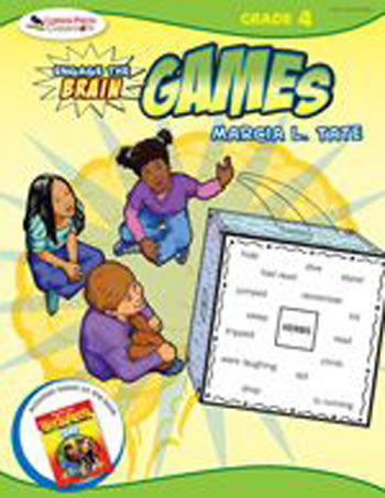 ENGAGE THE BRAIN GAMES GR 4
