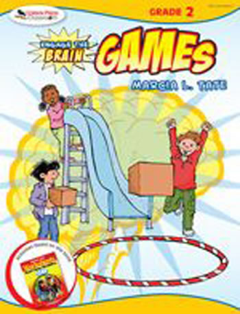 ENGAGE THE BRAIN GAMES GR 2