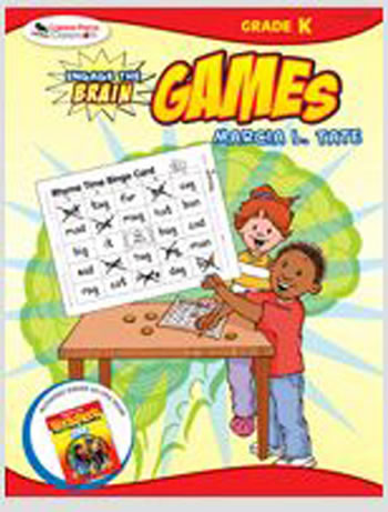 ENGAGE THE BRAIN GAMES KINDERGARTEN