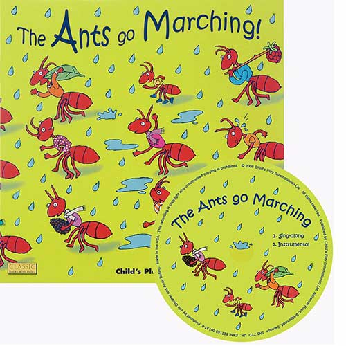 THE ANTS GO MARCHING CLASSIC BOOKS