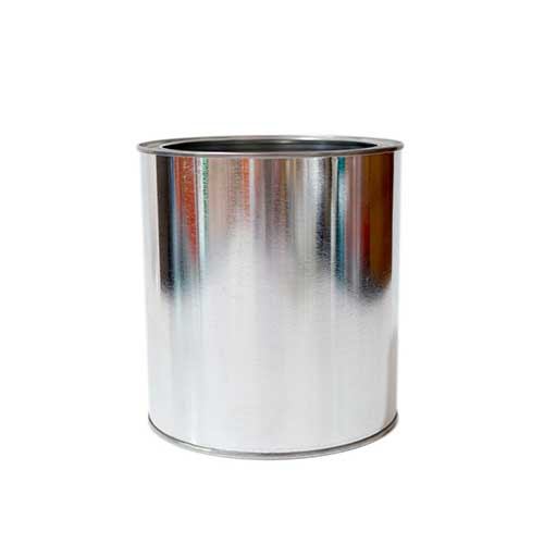 1/2 Gallon Aluminum Container