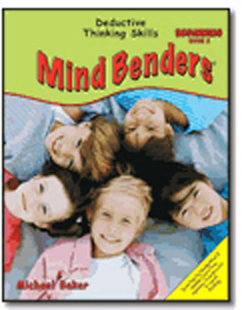 MIND BENDERS BEGINNING BOOK 2
