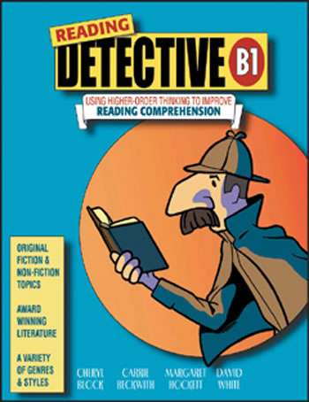 READING DETECTIVE BOOK B GR 7-9