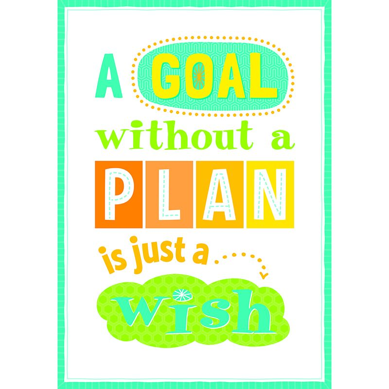 A GOAL WITHOUT A PLAN INSPIRE U