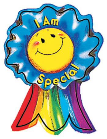 RIBBON REWARDS I AM SPECIAL 36/PK