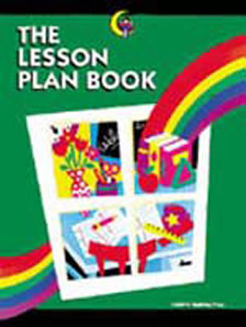 PLAN BOOK THE RAINBOW LESSON
