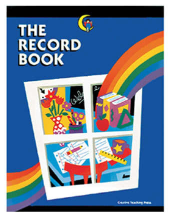 RECORD BOOK THE RAINBOW RECORD