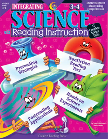 INTEGRATING SCIENCE W/ READ 3-4